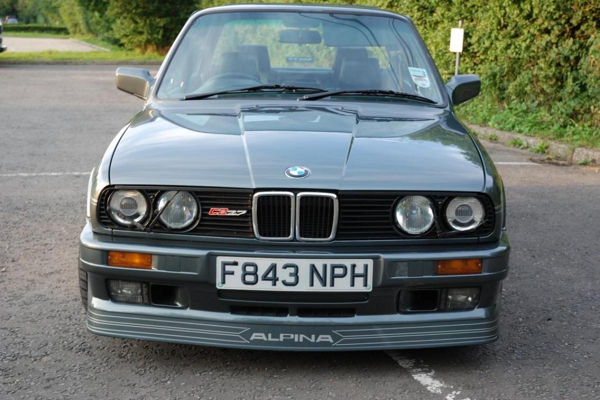 Te Koop Zeldzame Bmw Alpina C2 2 7 Uit 1988 Auto55 Be Nieuws