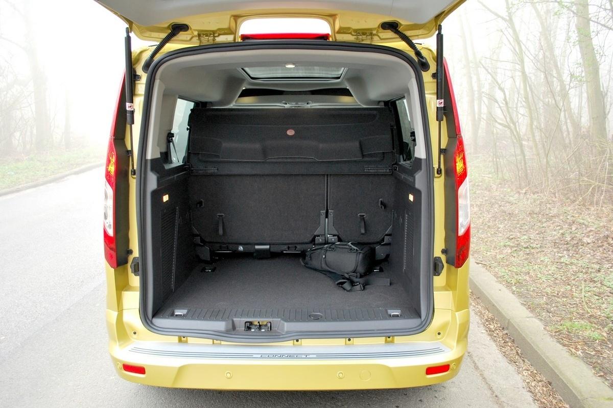 Ford Tourneo Connect 1 0 Ecoboost Titanium Auto55 Be