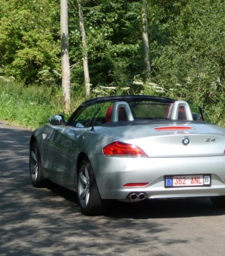 BMW Z4 sDrive 2.3i roadster