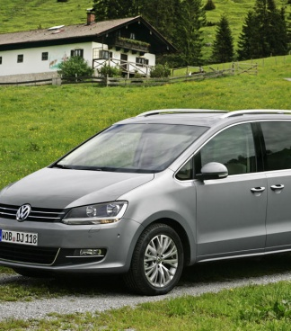 VW Sharan MY2011