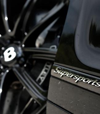 Bentley  Continental GT Supersports