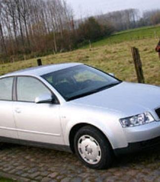 Audi A4 Berline TDI 100pk