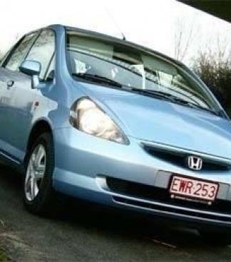 Honda Jazz 1.4 i-DSI LS