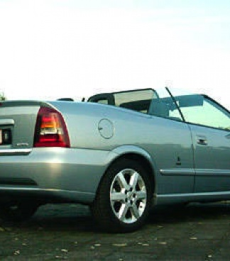 Opel Astra Cabrio 1.8 Bertone Edition