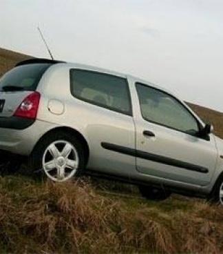 Renault Clio 1.5dCi 80pk Extreme