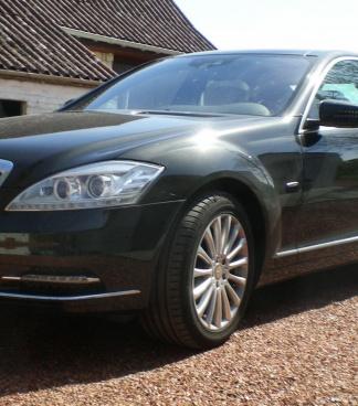 Mercedes S250 CDI BlueEfficiency LWB
