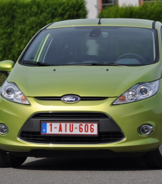 Ford Fiesta ECOnetic 1.6TDCi