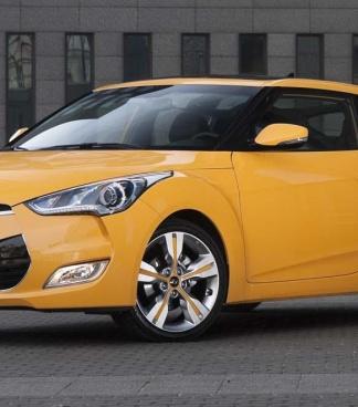Hyundai Veloster 1.6 GDI Auto