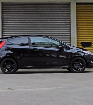 Ford Fiesta 1.6 Black Edition