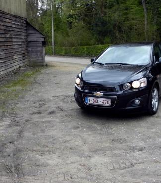 Chevrolet Aveo 5d 1.6