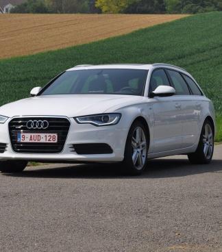 Audi a6 avant 3 0 tdi quattro tests for Audi a6 avant interieur