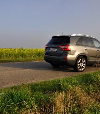 Kia Sorento 2.2 CRDI AWD
