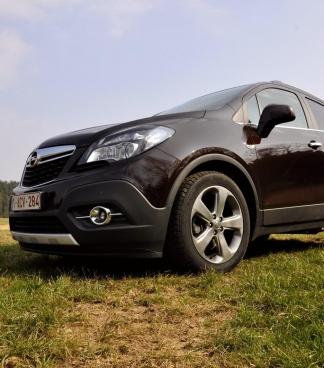 Opel Mokka 1.4 turbo 4x4
