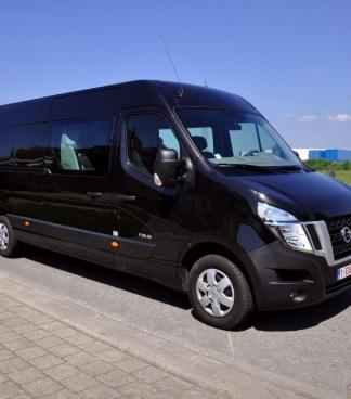 Nissan NV400 Crew Van