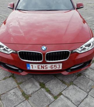 BMW 318d Touring / 320d Efficient Dynamics Touring