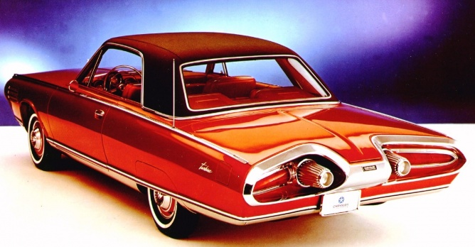 chrysler turbine car 1964 retro. Black Bedroom Furniture Sets. Home Design Ideas