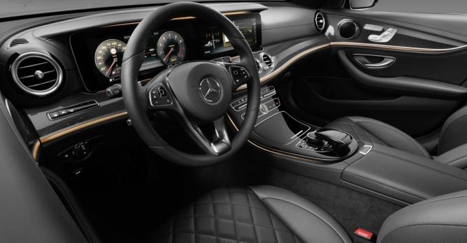 Nieuwe mercedes e klasse dit is het interieur for Mercedes e interieur