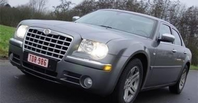Chrysler 300c diesel tests for Chrysler 300c diesel