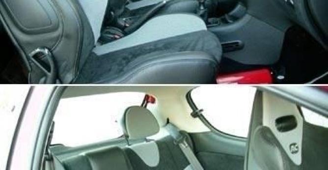 Peugeot 206 Rc Tests