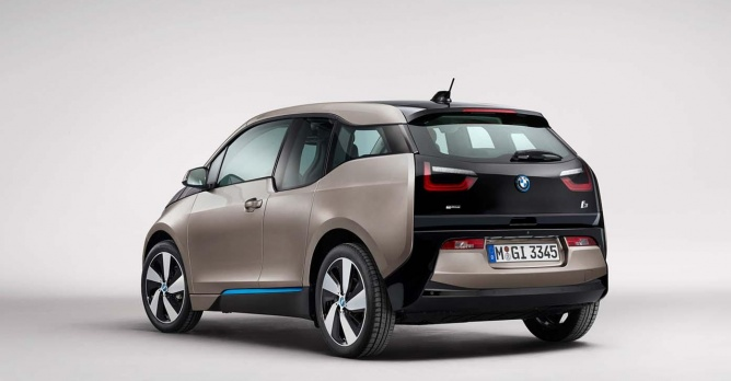 bmw i3 lectrique et branch e actualit. Black Bedroom Furniture Sets. Home Design Ideas