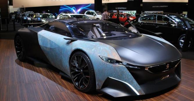 Salon de l 39 auto de bruxelles 2014 en images europ ennes populaires actualit - Salon de l automobile 2014 ...